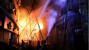U glavnom gradu Bangladeša u požaru poginulo 78 ljudi