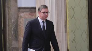 Aleksandar Vučić: