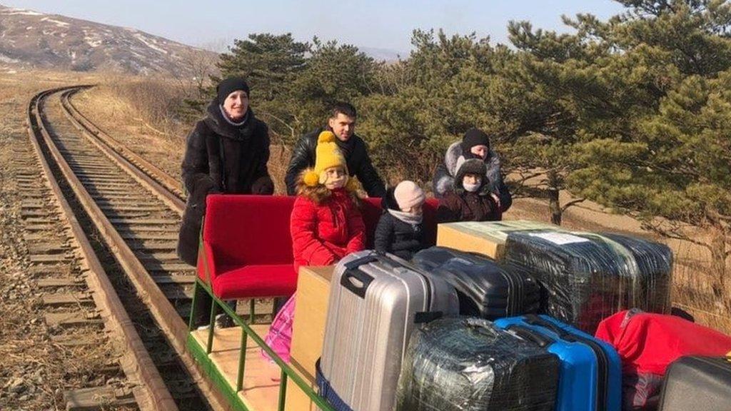 Severna Koreja, korona virus i politika: Ruske diplomate prešle granicu na krajnje neobičan način