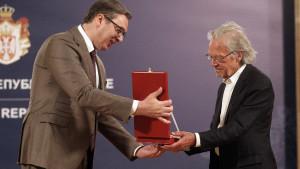 Srbija, ordenje i Peter Handke: Šta je Karađorđeva zvezda, koja odlikovanja dodeljuje Srbija i ko su laureati