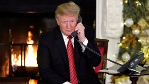 Tramp sedmogodišnjaku: Još uvek veruješ u Deda Mraza?
