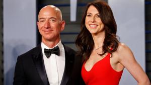 Razvod Džefa Bezosa: Najbogatiji čovek na svetu oborio rekord - bivšoj supruzi ide 35 milijardi dolara