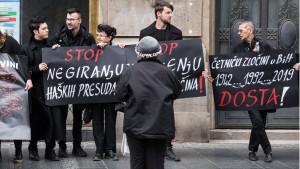 Žene u crnom: Tihi protest povodom 27 godina od početka rata u Bosni