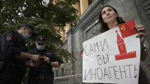 "Rusija i sloboda medija: Moskva lovu na ""strane agente"