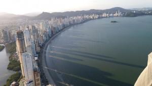 Brazil i urbanizam: Ovoj plaži su neboderi