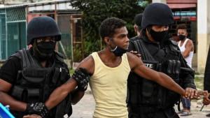 Kuba i protesti: