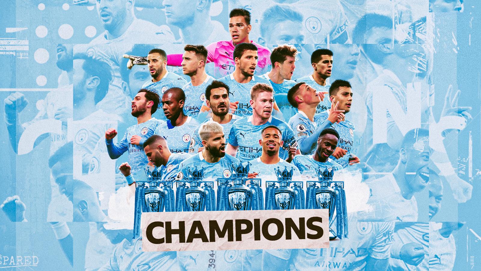 Premijer liga: Mančester siti šampion Engleske treći put u četiri godine
