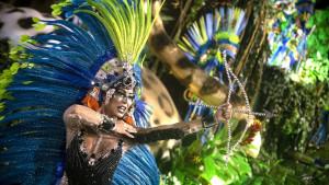 Najveća svetska ulična zabava: Karneval u Riju u fotografijama