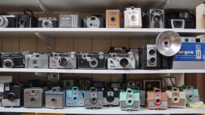 Čovek koji je posedovao 3.000 foto-aparata