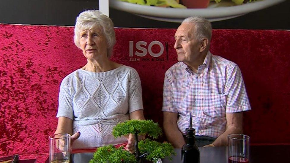 Olimpijske igre: Upoznali su se u Tokiju 1964. godine, venčali se, i danas, više od pet decenija kasnije, ne odvajaju se jedno od drugog