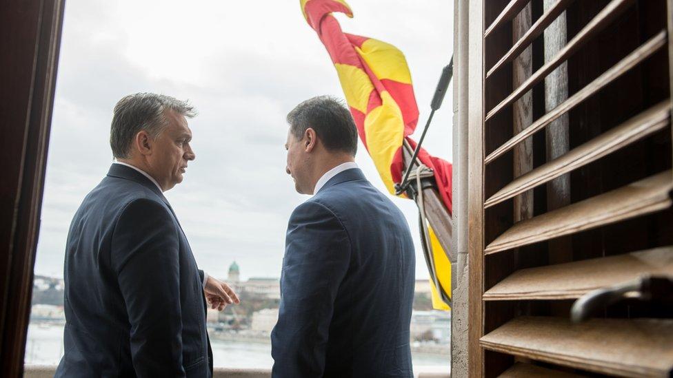 Gruevski tvrdi da je pobegao, Mandić i Knežević