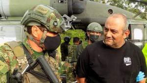 Kolumbija i kriminal: Uhvaćen najtraženiji narko bos