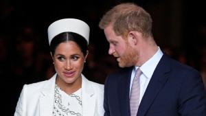 Kraljevska beba: Megan Markl rodila dečaka