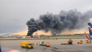 Avionska nesreća u Moskvi: Stradala 41 osoba