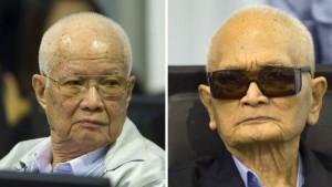 Lideri Crvenih Kmera osuđeni za genocid u Kambodži