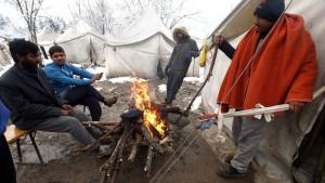 Nehumani uslovi u kampu