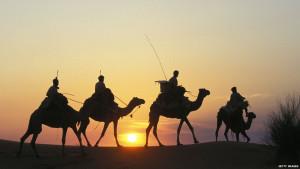 Evropska unija poklonila Mauritaniji 250 kamila