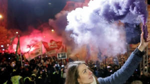 Mađari na ulicama u protestu protiv