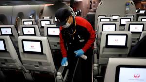 Korona virus: Koliko je bezbedno ući u avion