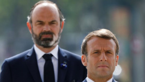 Francuski premijer Eduar Filip podneo ostavku - Makron pravi novi tim