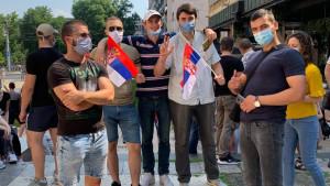Korona virus, studenti i protesti: Šta traže i da li će im to biti ispunjeno