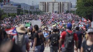 Portoriko: Građani na ulicama traže smenu guvernera koji je ismevao žrtve uragana
