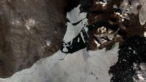 Klimatske promene: Toplota uništila deo ledenog pokrivača na Grenlandu