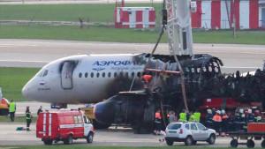 Nesreća u Moskvi: Sumnja se na grešku pilota