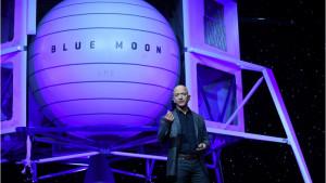 Upoznajte Plavi mesec: Džef Bezos predstavio svemirsku letelicu