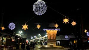 Okićeno Sarajevo: Pripreme za praznike tri vere