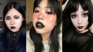 Kina: Protest gotičara na internetu nakon incidenta u metrou