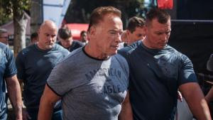 Arnold Švarceneger napadnut na događaju u Južnoj Africi