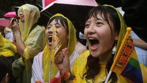 Tajvan: Parlament legazizovao istopolne bračne zajednice