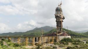 Najviša statua na svetu uskoro gotova u Indiji