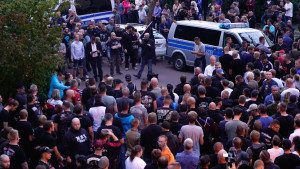 Izbeglice u Nemačkoj: Protesti zbog ubistva mladića u Ketenu