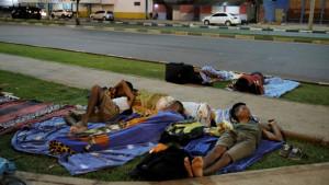 Migranti iz Venecuele beže preko granice sa Brazilom