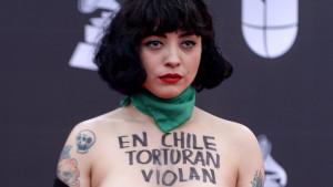 Muzika, politika i Čile: Pop zvezda koja se bori protiv nepravde, diskriminacije i nasilja