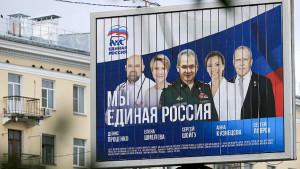 Rusija, politika i izbori: Putin i milioni glasali onlajn, na biračkim mestima i mačka i rakun