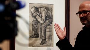 Umetnost i Van Gog: Crtež umornog starca nastao u fazi dok je umetnik još učio da slika