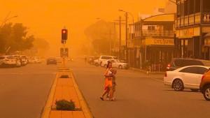 Australija: Zdravlje ljudi ugroženo usled peščane oluje