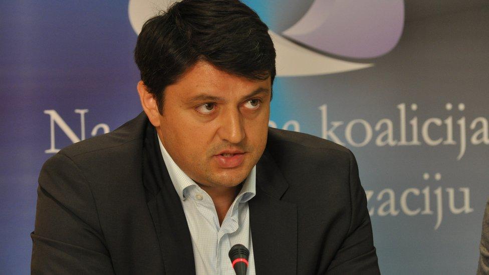Vladimir Božović: Ambasador Srbije nepoželjna ličnost u Crnoj Gori