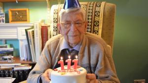 Ginisov rekord: Britanac postaje najstariji muškarac sveta