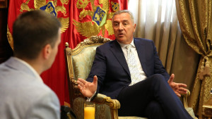 Intervju petkom - Milo Đukanović: