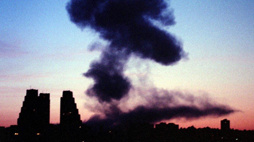 24. mart 1999. - dan koji svi pamte