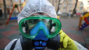 Korona virus: Opšta samoizolacija u Moskvi
