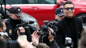Ronaldo izbegao zatvor: Nagodio se za utaju poreza sa 18,8 miliona evra