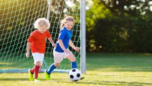 Deca sve manje fizički aktivna