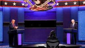 Predsednički izbori u Americi 2020: Tramp i Bajden u poslednjoj debati