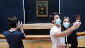 Korona virus i muzeji: Luvr je opet otvoren, uz obavezne maske i jednosmerni sistem obilaska