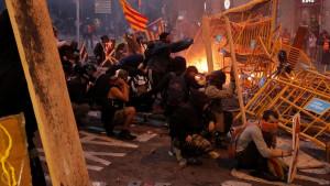 Nemiri u Kataloniji: Generalni štrajk i protesti paralisali Barselonu